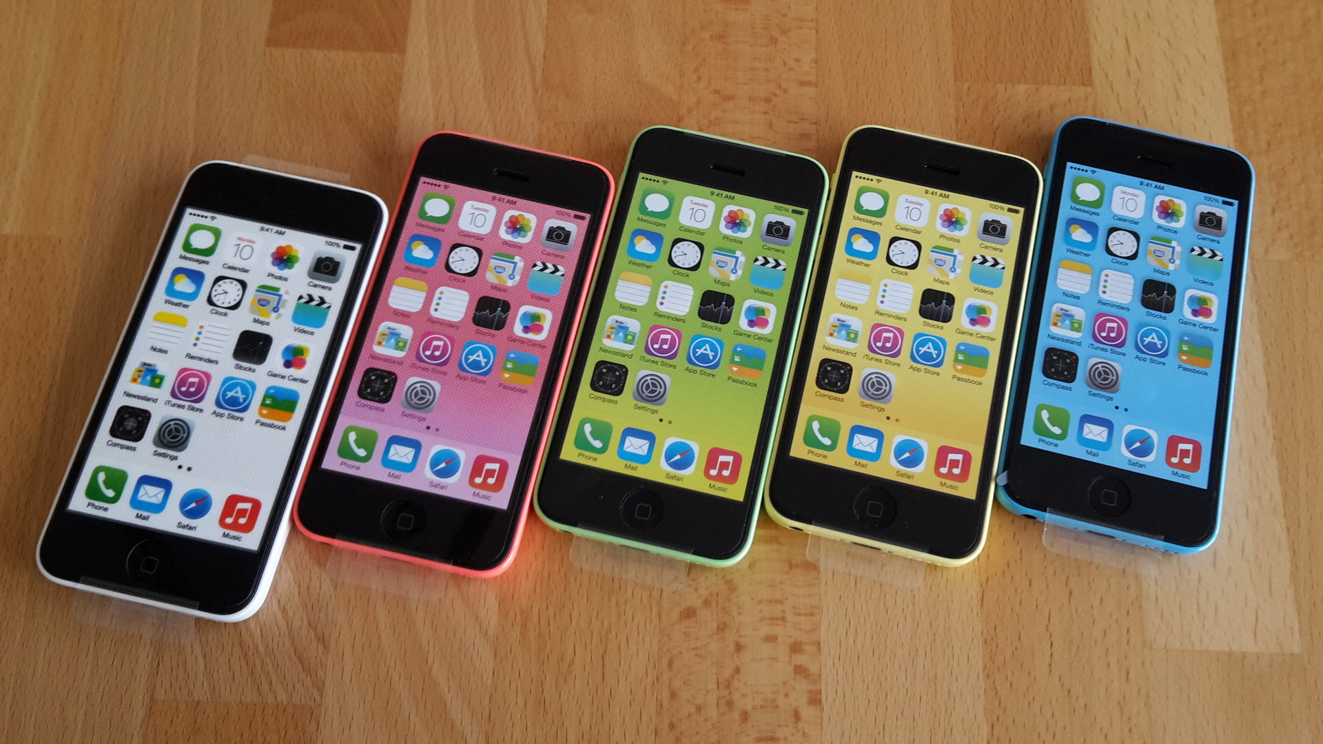 AppleiPhone5C